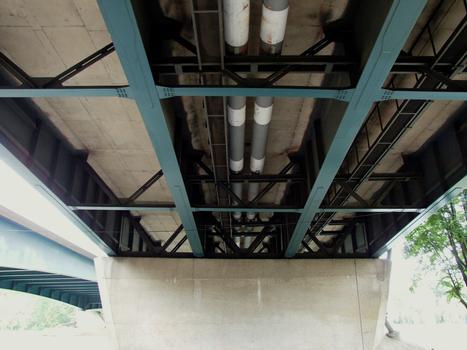 Cergy-Pontoise - A15 - Oise Viaduct