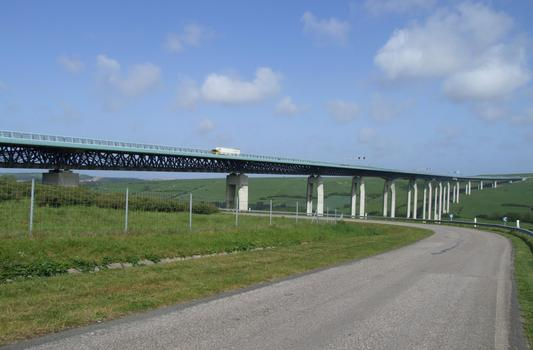 Autoroute A16 - Viaduc d'Echinghen