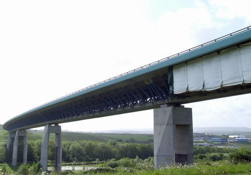 Boulogne-sur-Mer - Viaduc de Quéhen