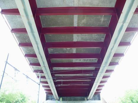 Autoroute A19 - Viaduc du Loing