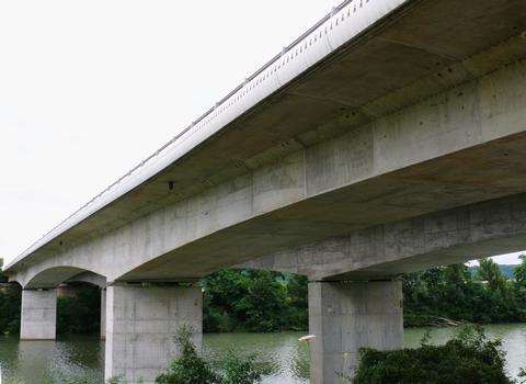 Autoroute A20 - Montauban - Tarn Viaduct