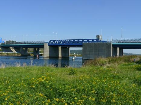 Tancarville Canal Bridge