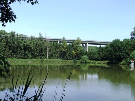 Autoroute A4 - Viaduc de l'Aisne