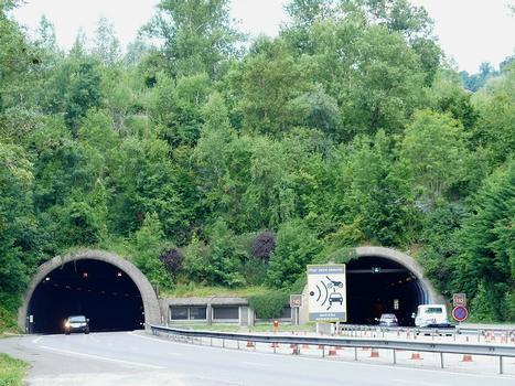 Tunnel Dullin