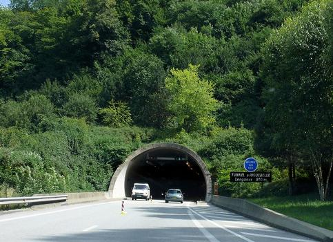 Aiguebelle-Tunnel