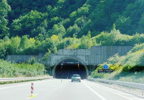 Tunnel des Hurtières