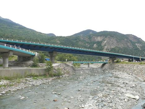 Le Freney-Viadukt