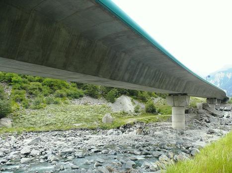 Autoroute A43 - Viaduc Saint André