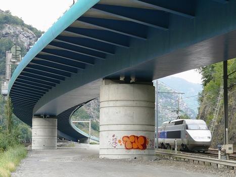 Pont des Chèvres-Viadukt