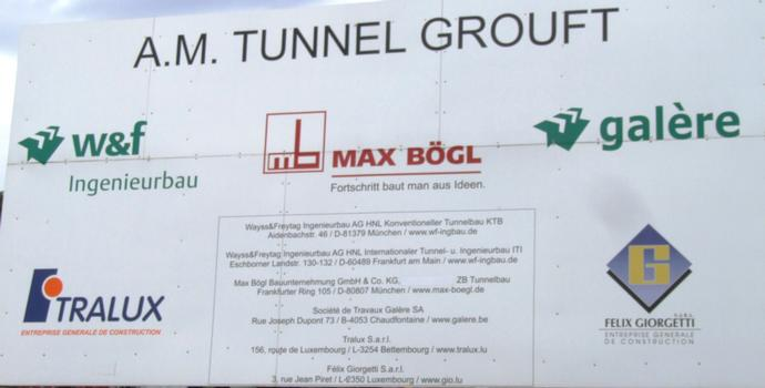 Tunnel Grouft