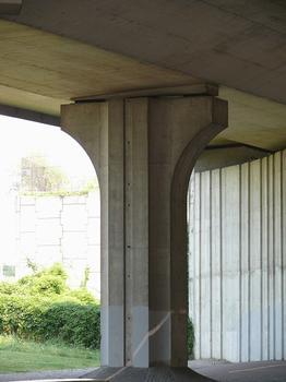 Pont du boulevard de la Libération