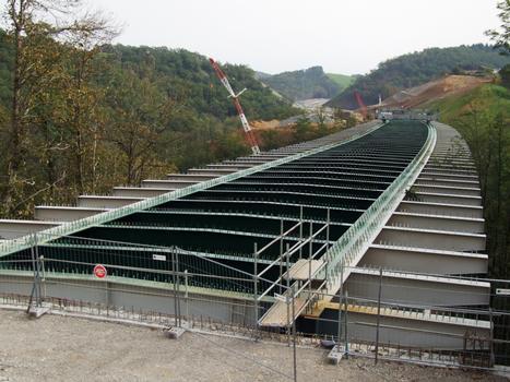Talbrücke Ribeyrol