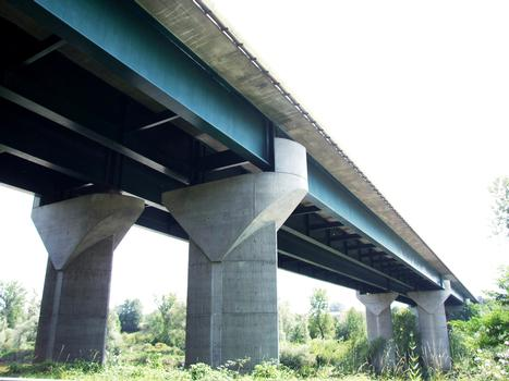 A89 - Balbigny - Viaduc de la Loire