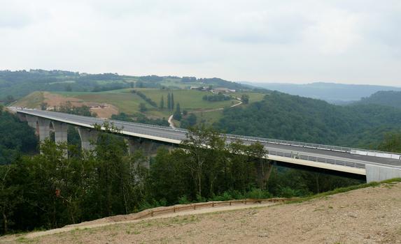Autoroute A89 - Elleviadukt