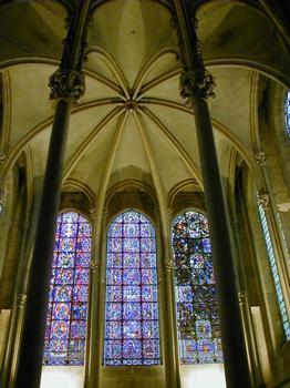Déambulatoire - Chapelle de la Vierge