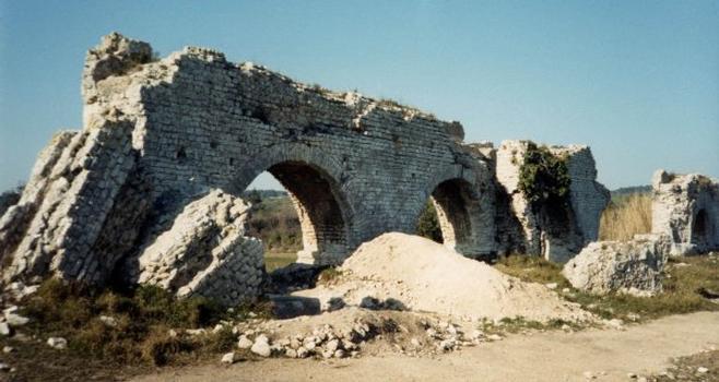 Barbegal Aqueducts.