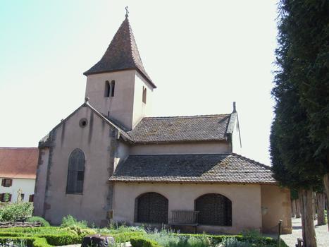 Epfig - Eglise Sainte-Marguerite