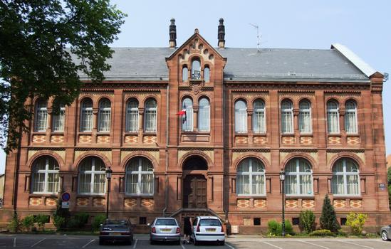 Haguenau - Ecole Saint-Georges