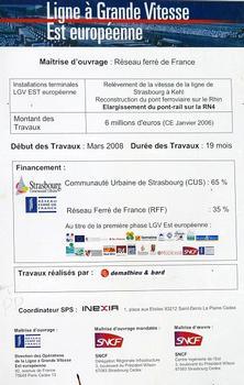 TGV Ost/Europa – Pont Desaix