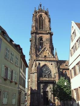 Sélestat - Eglise Saint-Georges - Tour