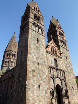 Sélestat - Eglise Sainte-Foy