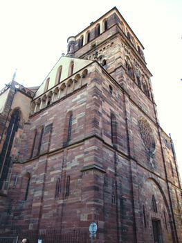 Strasbourg - Eglise Saint-Thomas