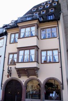 Straßburg - Musée Alsacien