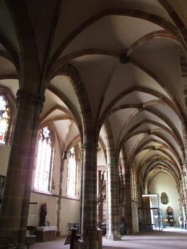Wissembourg - abbatiale Saints-Pierre-et-Paul