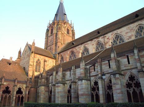 Wissembourg - Eglise Saints-Pierre-et-Paul