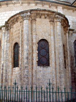 Basilique Saint-Hilaire-le-GrandAbsidiole