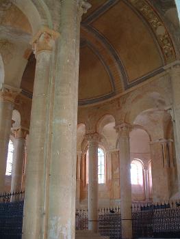 Basilique Saint-Hilaire-le-GrandChoeur