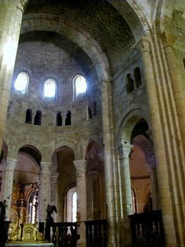 Abbatiale Saint-Pierre de Beaulieu-sur-Dordogne.Choeur