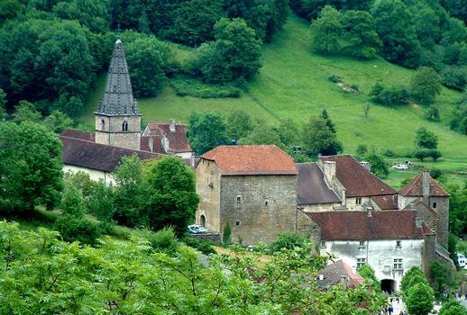 Abtei Beaume-les-Massieurs