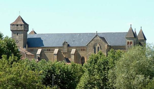 Eglise Saint-Laurent-Saint-Front, Beaumont-du-PérigordVue du côté sud