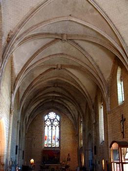 Eglise Saint-Laurent-Saint-Front, Beaumont-du-PérigordNef