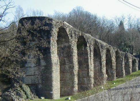 Aqueduc du Gier, Beaunant – Pont-Siphon