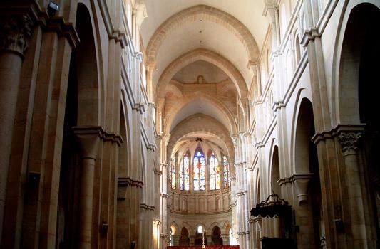 Beaune - Collégiale Notre-Dame - Voûtes