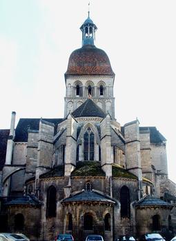 Beaune - Collégiale Notre-Dame - Chevet