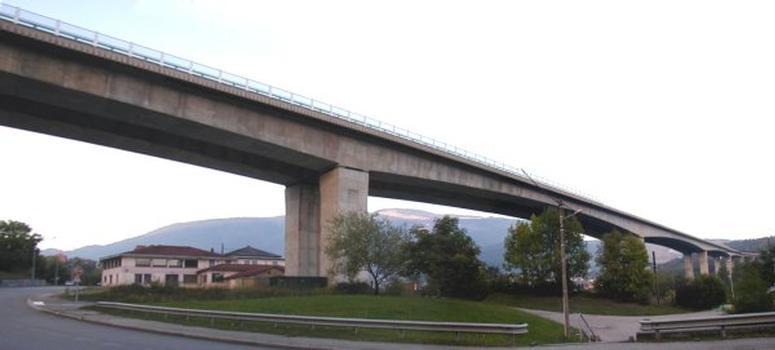 Bellegarde-sur-Valserine-Viadukt