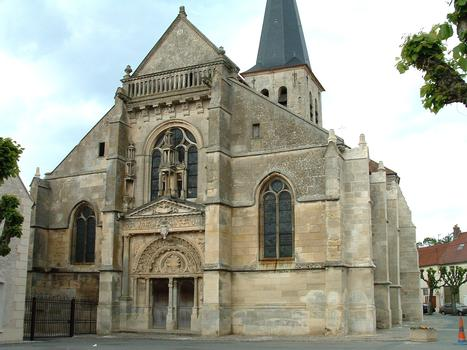 Kirche Saint-Georges, Belloy-en-France