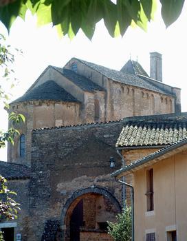 Berzé-la-Ville - Chapelle des moines - Ensemble