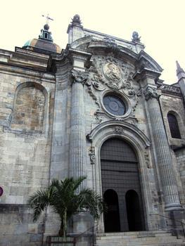 Beasançon - Cathédrale Saint-Jean - Portail Nord
