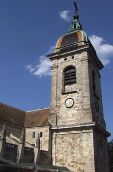 Beasançon - Cathédrale Saint-Jean - Clocher