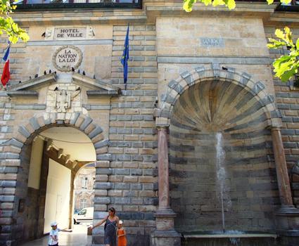 Besançon - Hôtel de ville