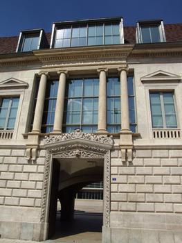 Besançon - Palais de Justice