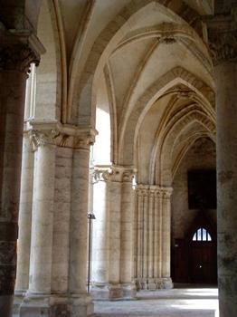 Eglise Saint-Nicolas, Blois.Collatéral
