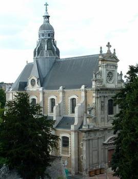 Eglise Saint-Vincent, Blois