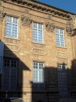 Aix-en-Provence - Hôtel Boyer d'Eguilles