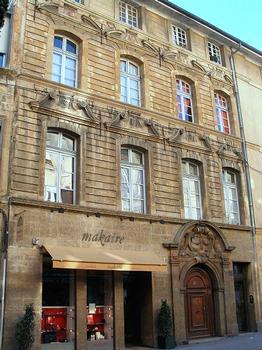 Aix-en-Provence - Hôtel de Roquesante