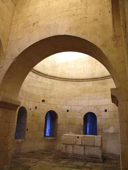 Abbaye de Montmajour - Eglise basse - Choeur